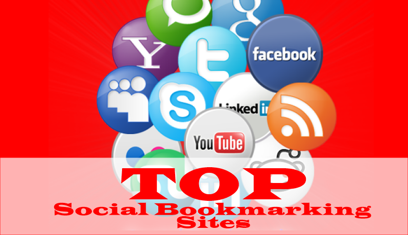 Rank up your website with 50 social bookmarking backlinks