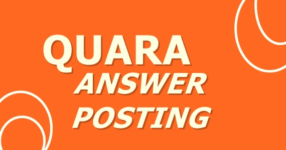 Promote your website with 5 Quara answers on Keyword with upvote