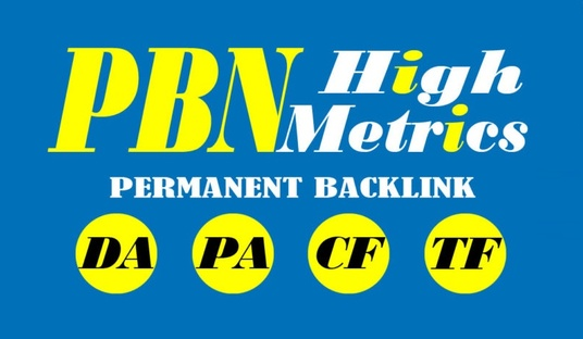 I will do 50 PBN unique domain dofollow DA 20+ High quality backlinks