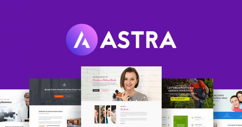 Build WordPress website with elementor pro and astra theme, oceanWP or other