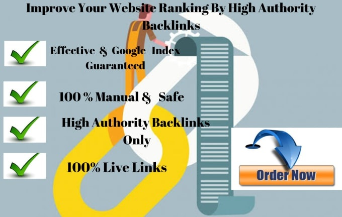 Do 1000 high Quality Backlings or Link Building within in 2 days with high pr