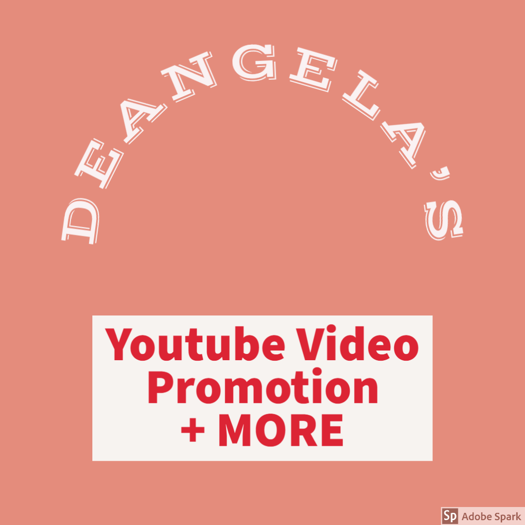 Manually & Fast YouTube Video / Chanel Promotion REAL USERS