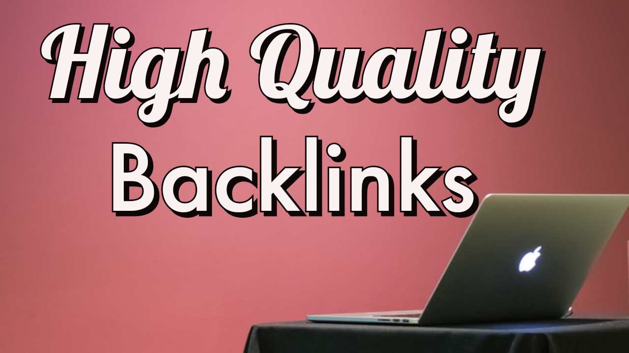 Promote Your Business by 30 HQ Backlink