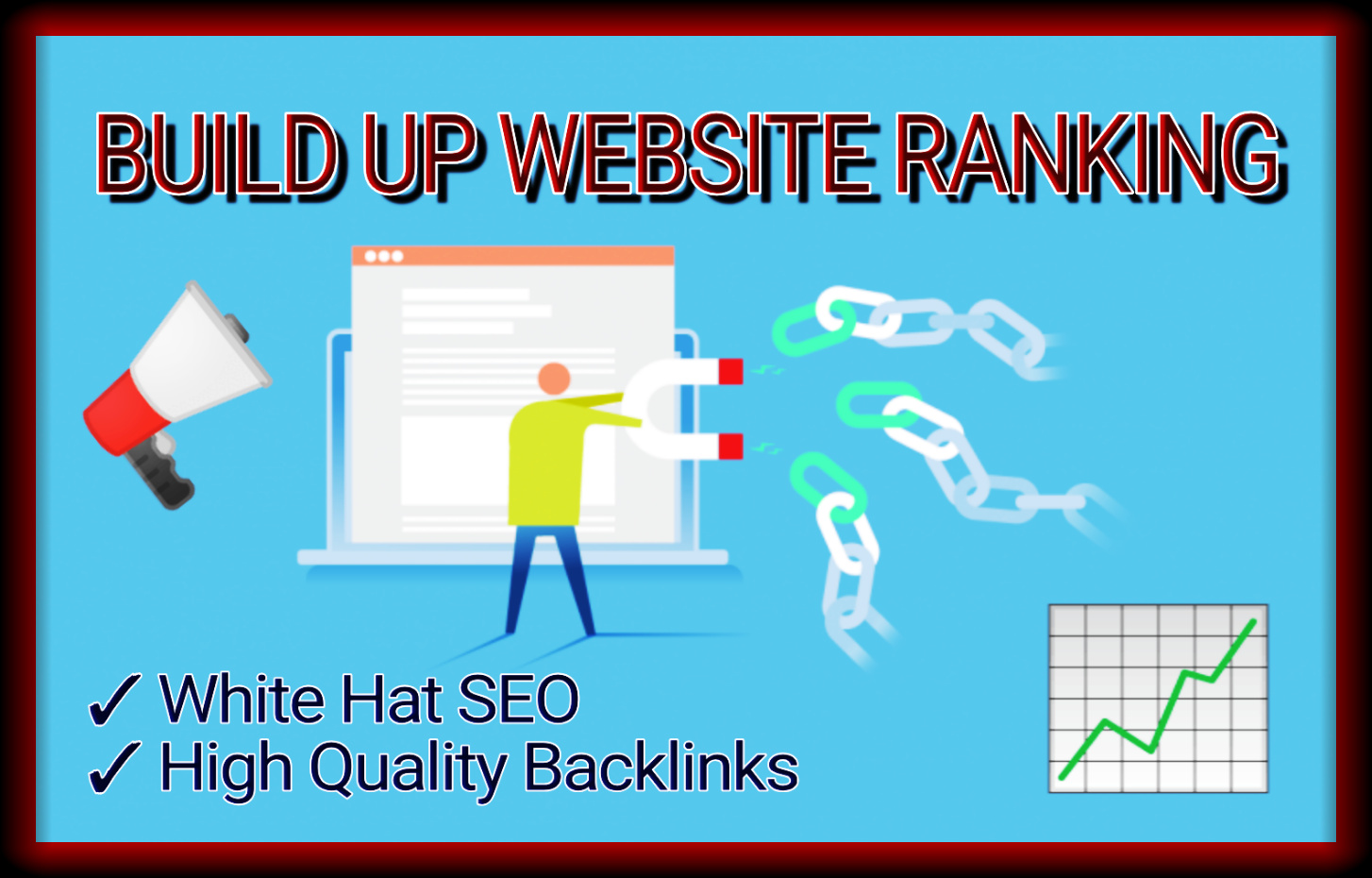 Build Up Website Ranking With 50 High Quality Dofollow Backlinks