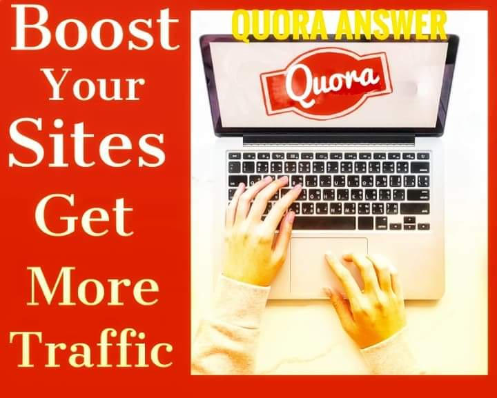Boost your website by high quality 30+ quora answer with backlink