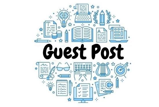 I will write a Guest Post on High Authority sites.