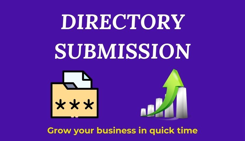 Manually 50 Live Directory Submissions on Instant Approval PR web directories