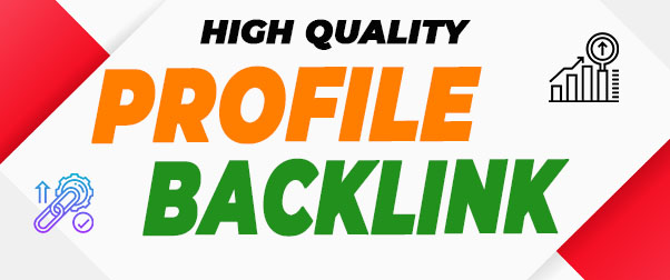 I will do 100 High Quality Dofollow Profile Backlinks for Google Top Ranking