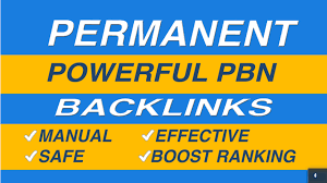 Add Create 50 permanent high da pbn backlinks