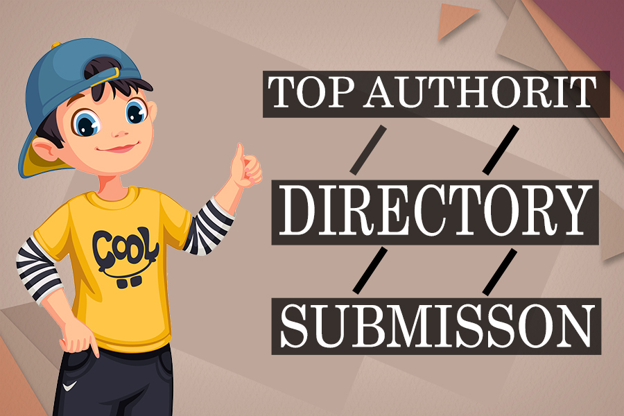 100 Directory Submission Backlinks From High Authority Website