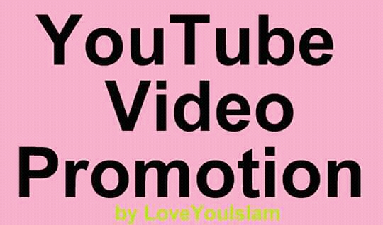 Get High Quality YouTube Videos Promotion Marketing