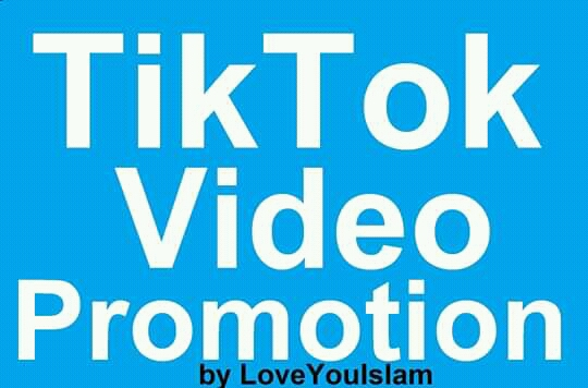TikTok High Quality Video Promotion Marketing Super fast Delivery