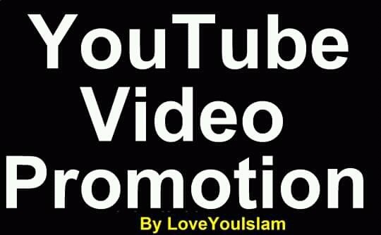 Social Media And YouTube High Quality Video Promotion Marketing