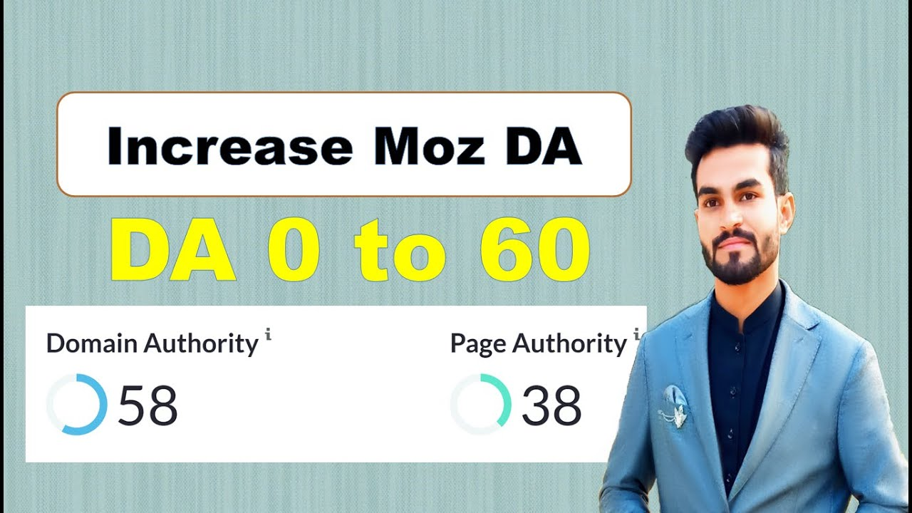I will increase moz domain authority da 50+