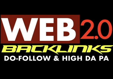 Build 50 Backlink DA 90+ unique website