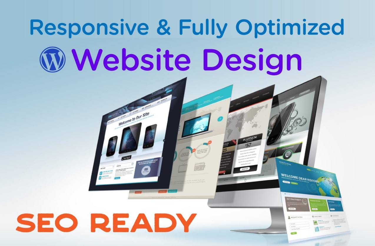 Need Fully Responsive and SEO optimized Website