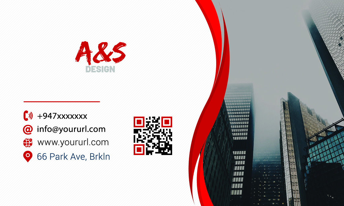 I will do simple business card design