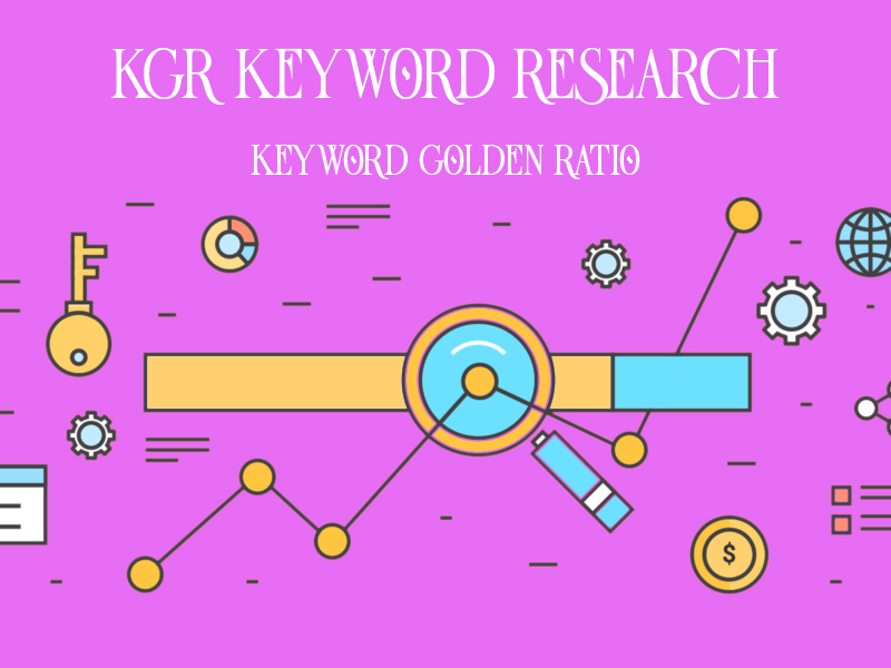 I Will Do KGR Keyword Research For Your Target Site