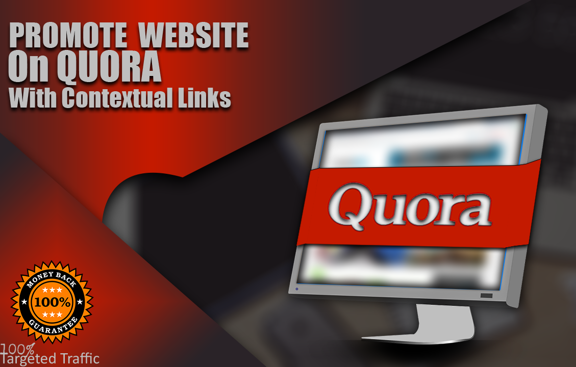 Offer 50 High Quality Quora Answers with real traffic