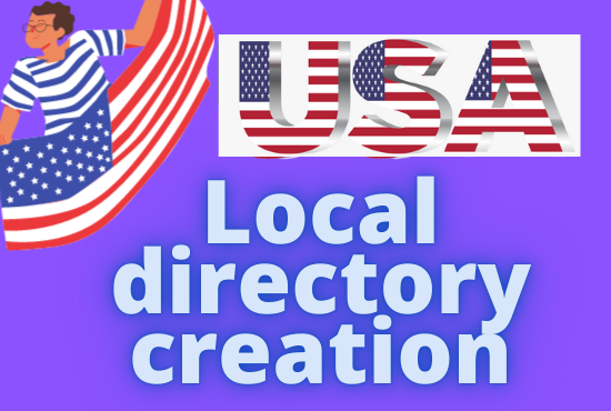 I will do 25 local USA directory submissions
