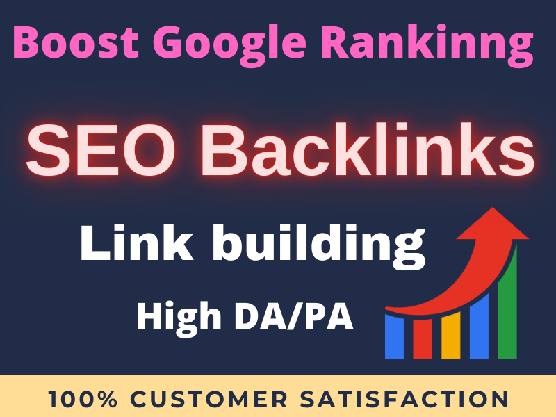 I will provide 250+ permanent SEO Backlinks & linkbuilding Combo package for boost your ranking