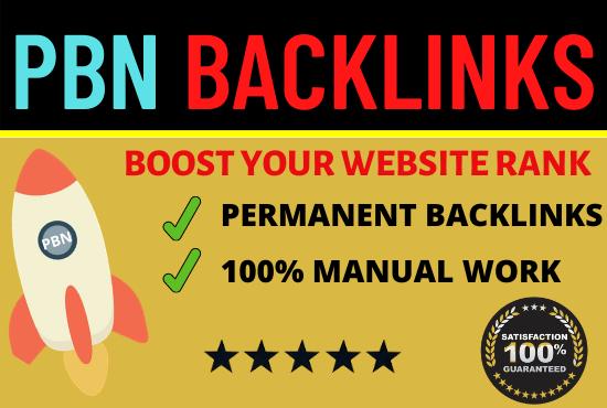 40 Real PBN permanent PBN Backlinks for Ranking