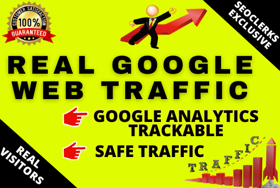 5000+ Web targeted traffic,  Real Visitors with low bounce rate