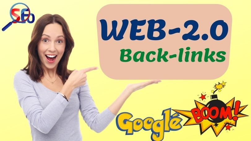 Handmade 25 High Quality WEB-2.0 Blogs with optimize content.