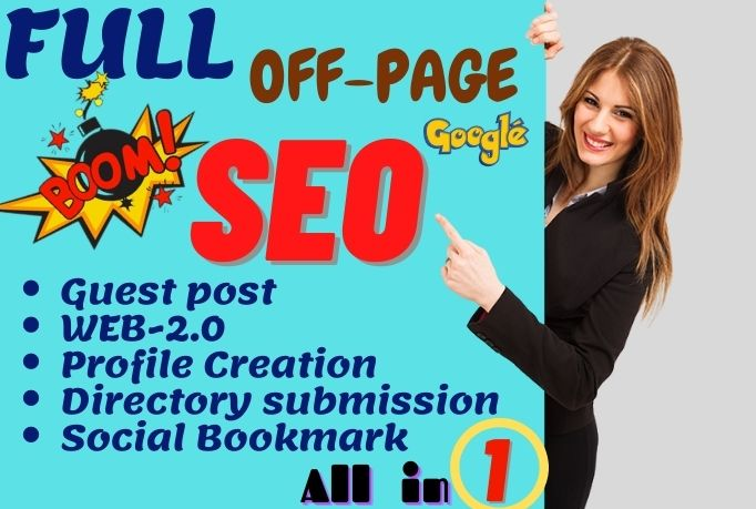 Big Combo Back-links SEO Linkbuilding Package To Improve Your Ranking Toward Page 1
