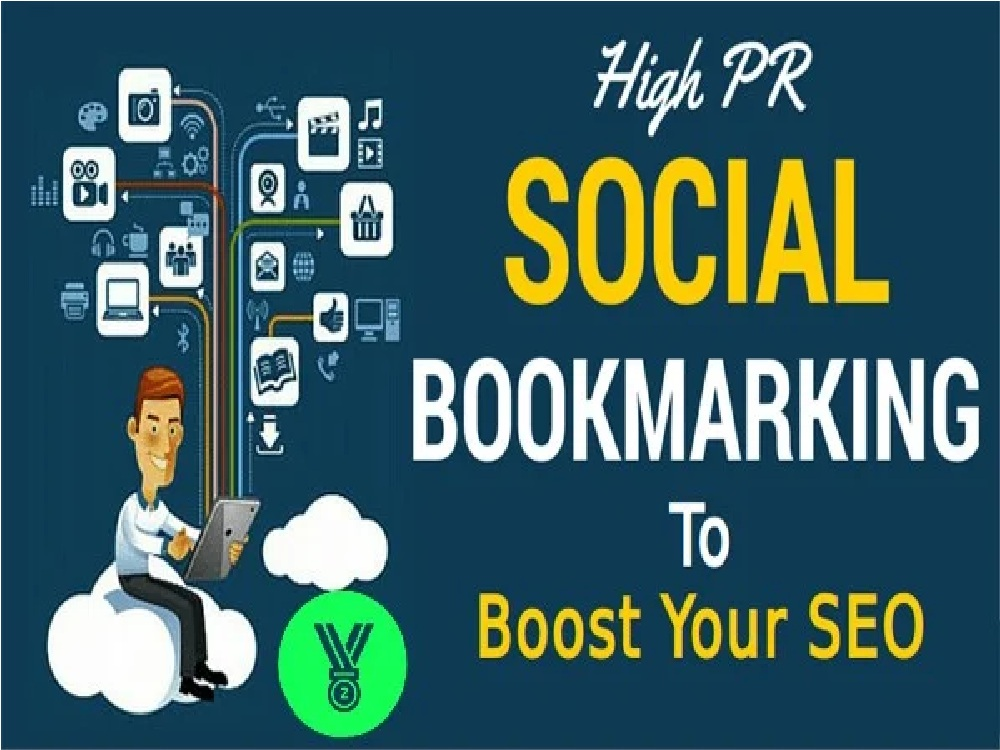 Manually Build 150 High quality and High PR Social Bookmarking Back-links Linkbuilding with login