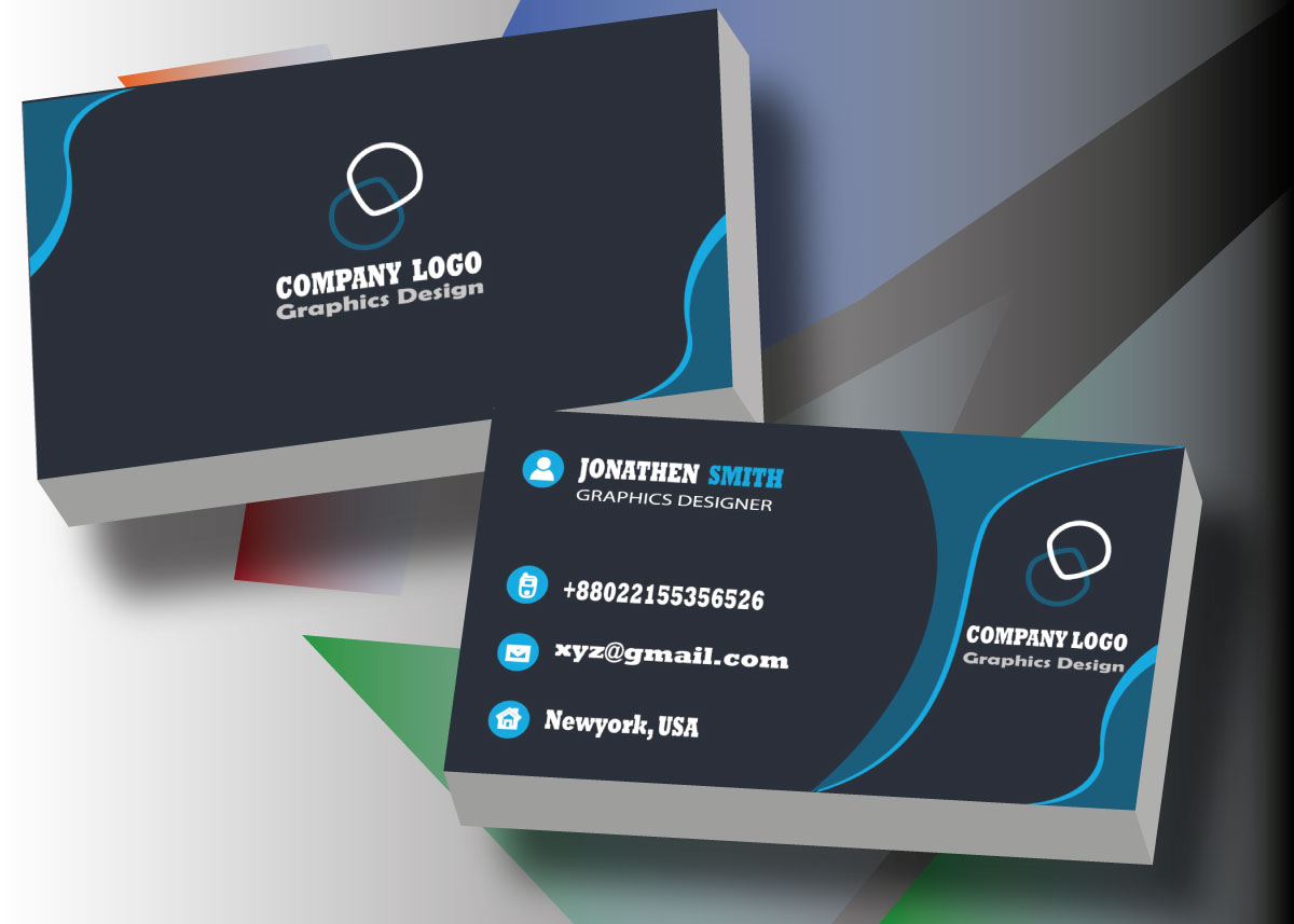 I will provide creative and unique business card