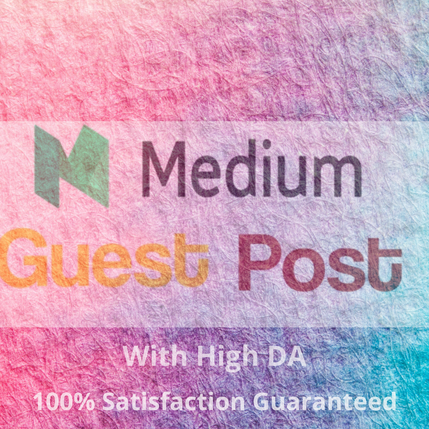 Write and publish guest post on medium with high DA