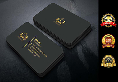 I will create professional business card design in 24 hours