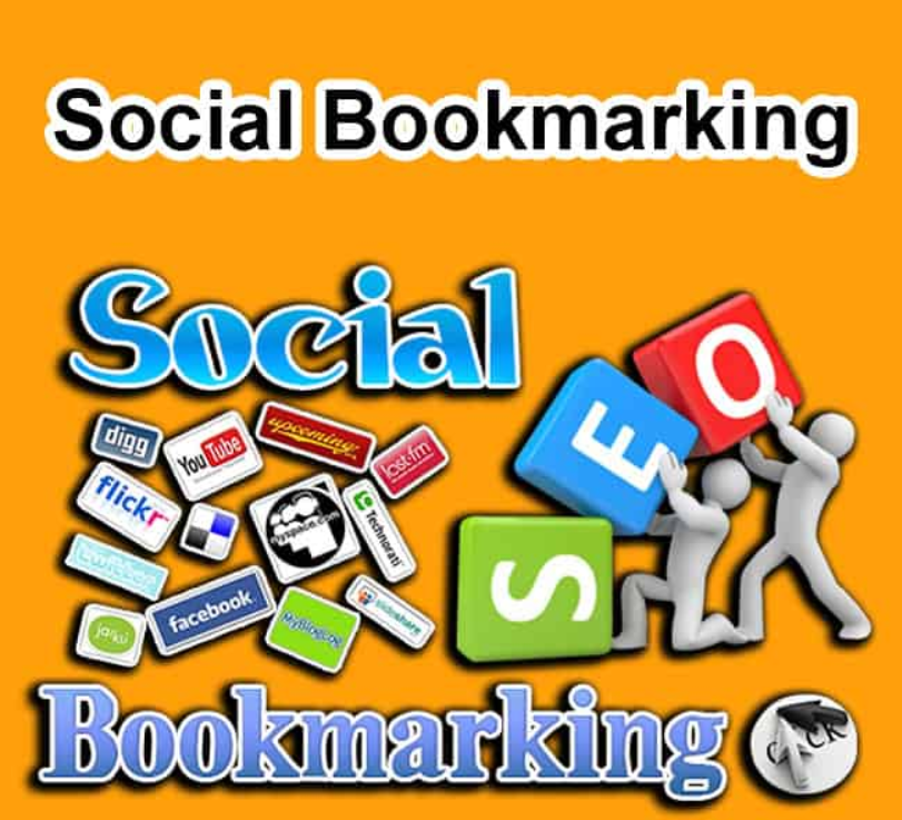 100 manual social Bookmark 30+pa 50+da backlink for your Site.