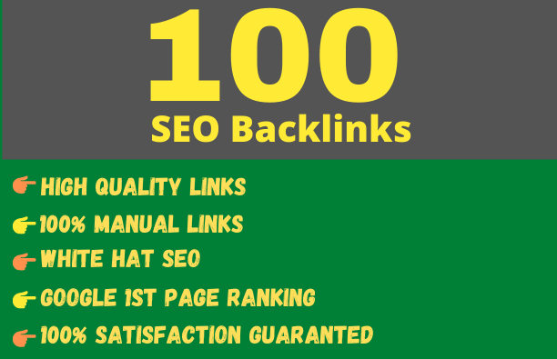 100 PBN Backlink homepage web 2.0 with permanent do follow & High DA/PA