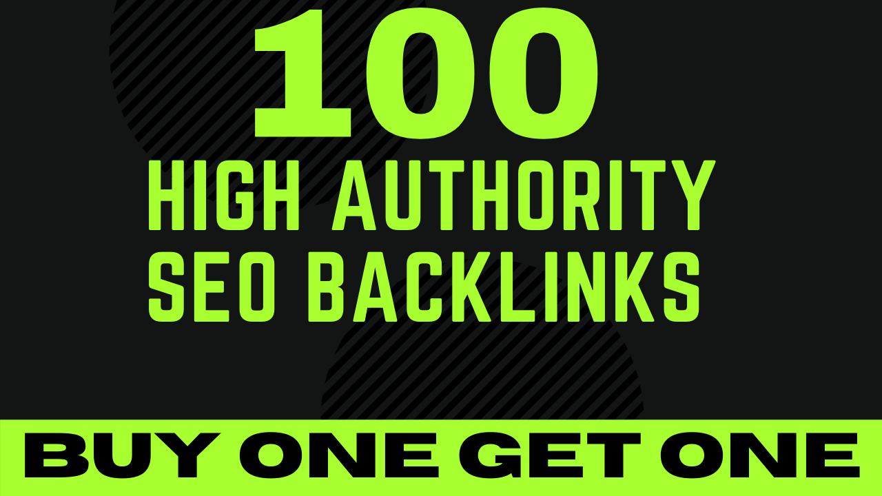 100 PBN Backlink homepage web 2.0 with permanent do follow & High DA/PA