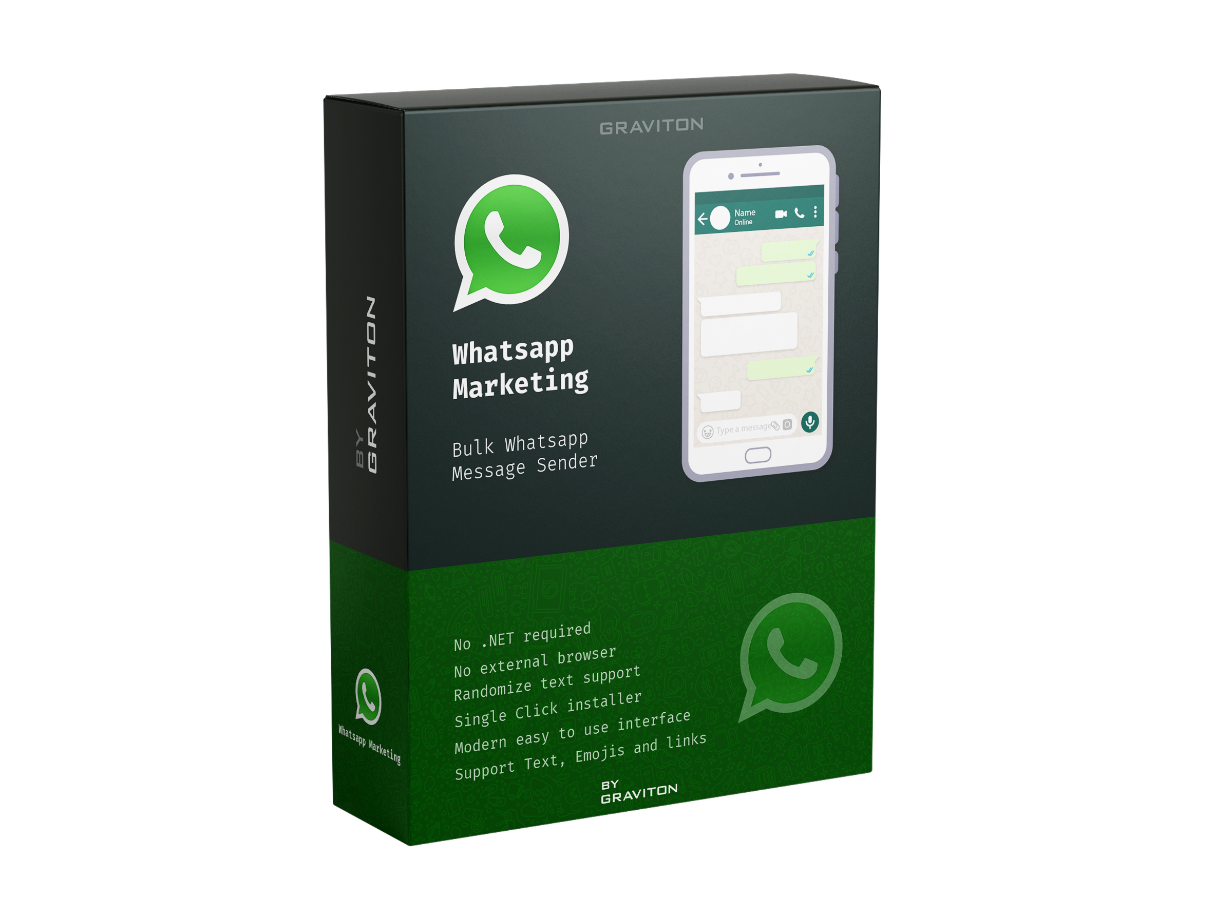 Whatsapp Marketing Software - Bulk Whatsapp Sender