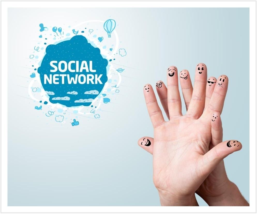 500 Social Networks Profile Back links