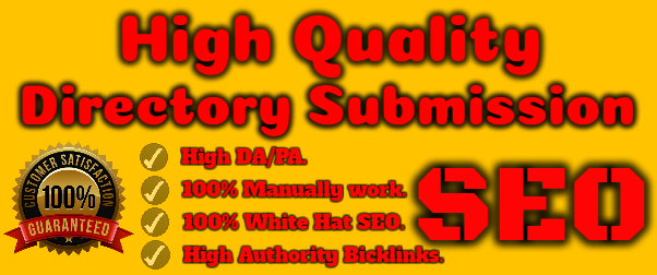 I Will Provide 150 Niche Relevant Directory Submissions