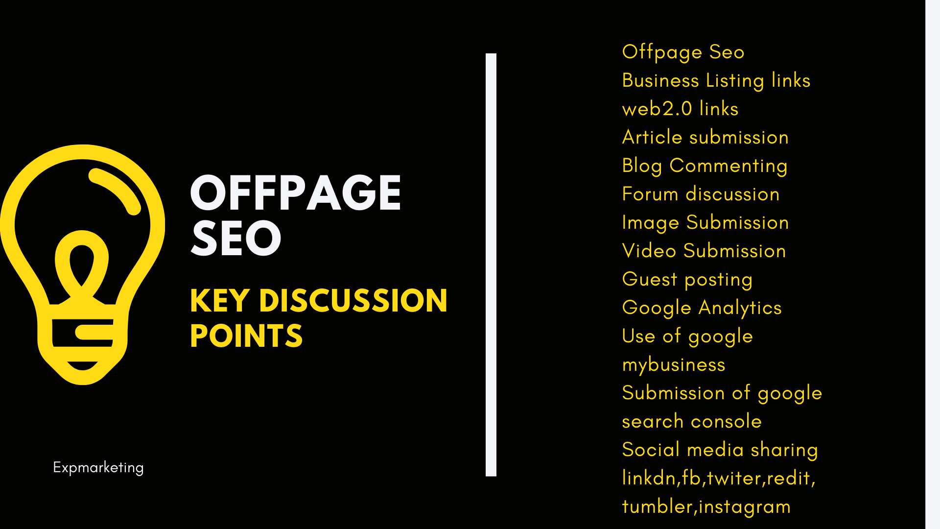 I Will Provide all SEO Services in Onapge, Offpage and Technical Seo
