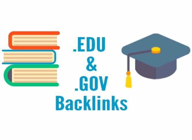 I will create permanet 30 edu gov High Authority SEO link building backlink