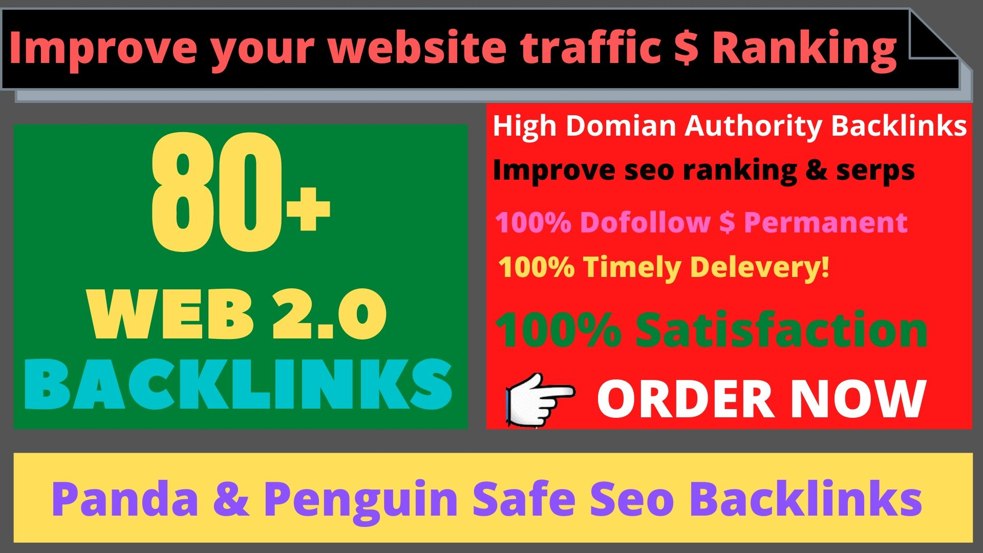 Build 80+ Permanent PBN Backlinks Web2.0 With High TF CF DA PA Dofollow Links Homepage Unique websit