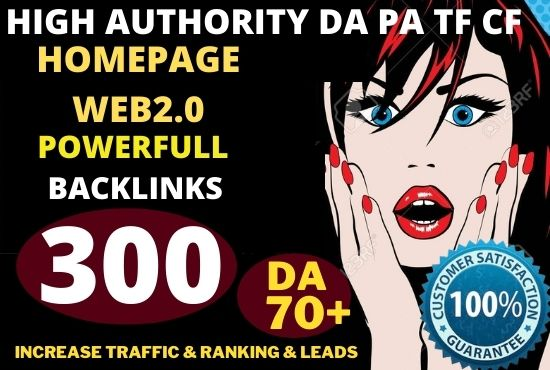 BEST 300+ PBN Backlink homepage web 2.0 with permanent dofollow & Trustfollow High DA/PA UNIQUE SITE