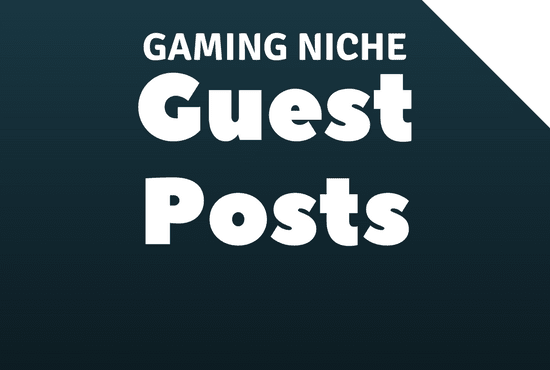 I Will Publish gamejolt Ggames Guest Post