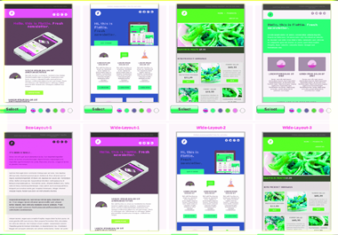Get Eye Catching Multipurpose Effective HTML Email Templates