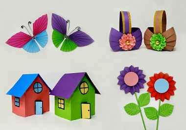 I will make origami DIY paper craft videos for your social media