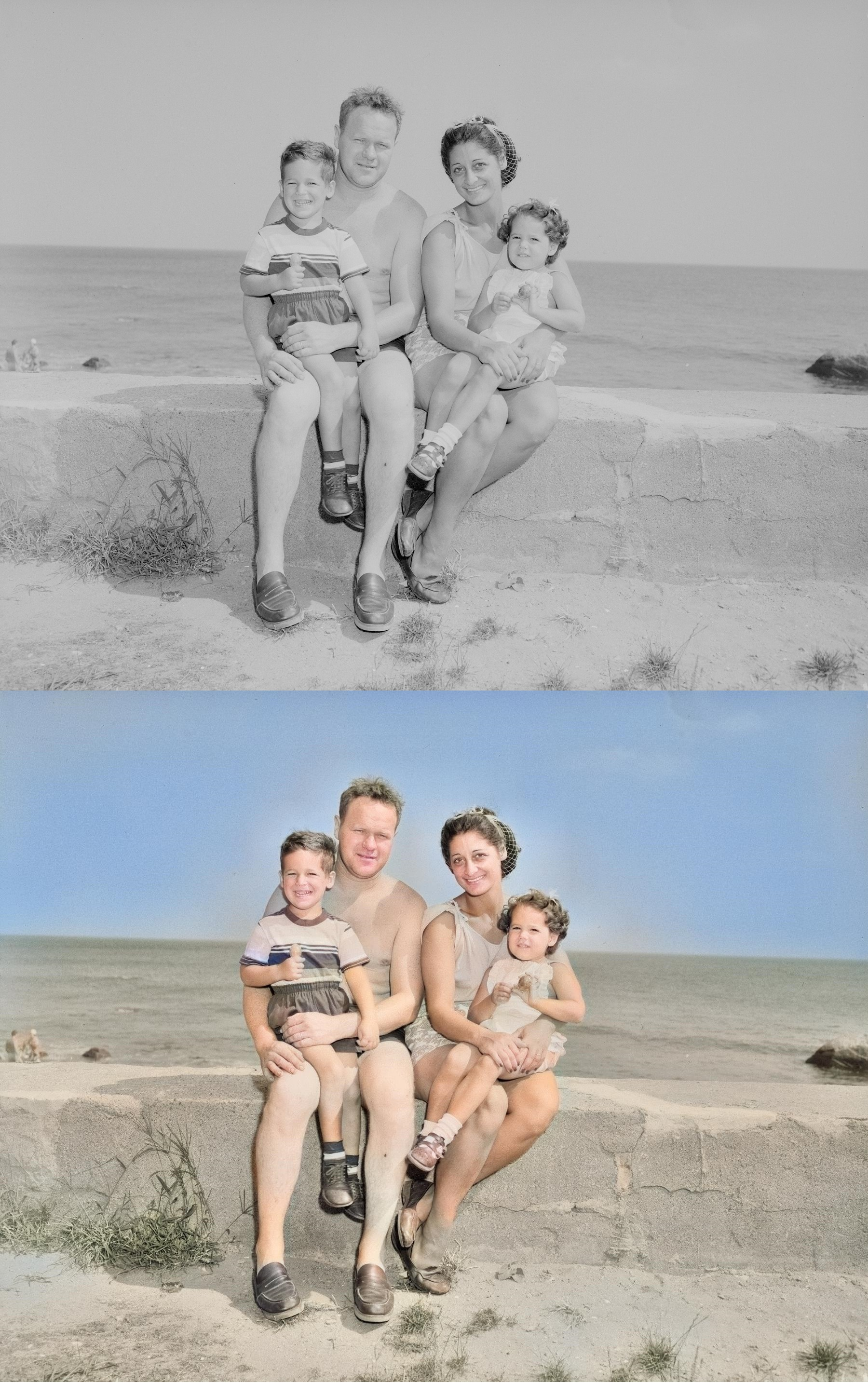 Color Restore, Colorize B&W Photos and Images FAST. FREE SAMPLE BEFORE YOU ORDER TODAY!