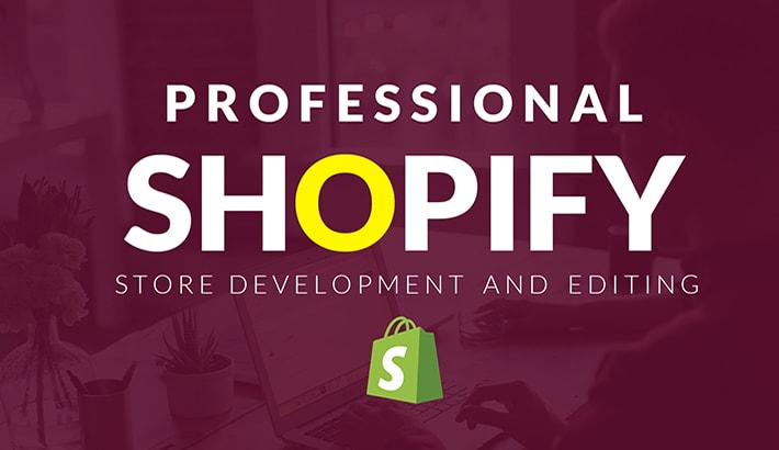 I will create your automated dropshipping shopify store