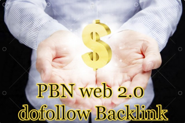 100+PBN web 2.0 do follow Backlink with High DA/PA/TF/CF On Google Rank with unique website link