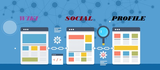 200 backlinks mix of wiki, social, Profile, blog and dofollow